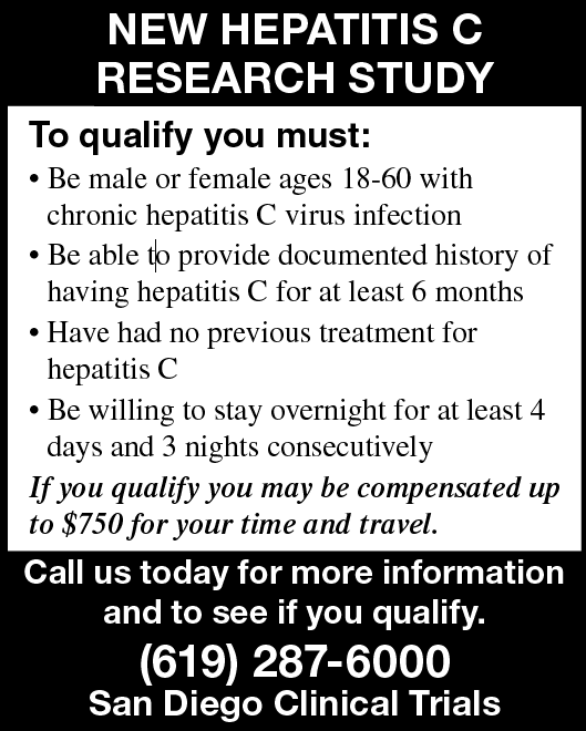 Hepatitis C Research Study